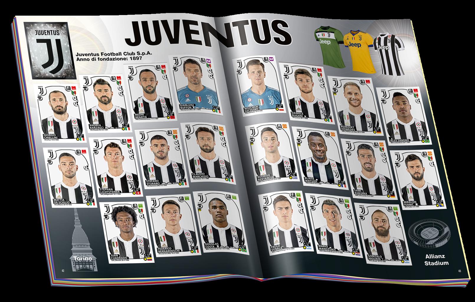 Juventus p1-2-Calciatori-Panini-2017-2018 (FILEminimizer)