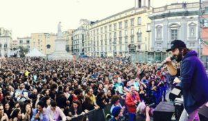 Tommy The Gun, Piotta racconta il suo tour 2017 con un video