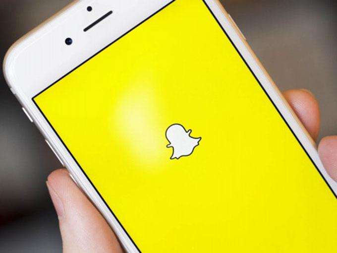 storie di Snapchat