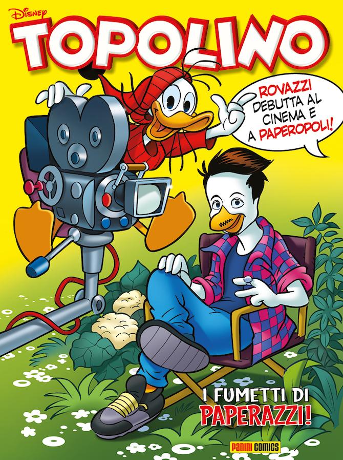 Fabio Rovazzi diventa un fumetto