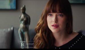 50 sfumature di rosso, Anastasia incinta nel nuovo trailer