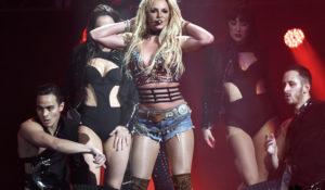 Britney Spears annuncia il world tour ma all'appello manca l'Italia
