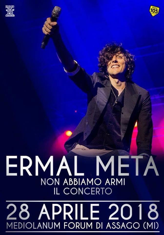nuovo album di Ermal Metal