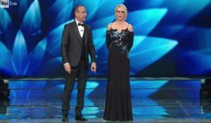 Maria De Filippi contro Claudio Baglioni e il cast di Sanremo