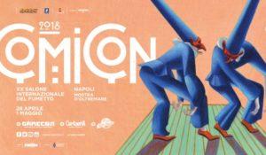 Comicon 2018: svelati i primi ospiti