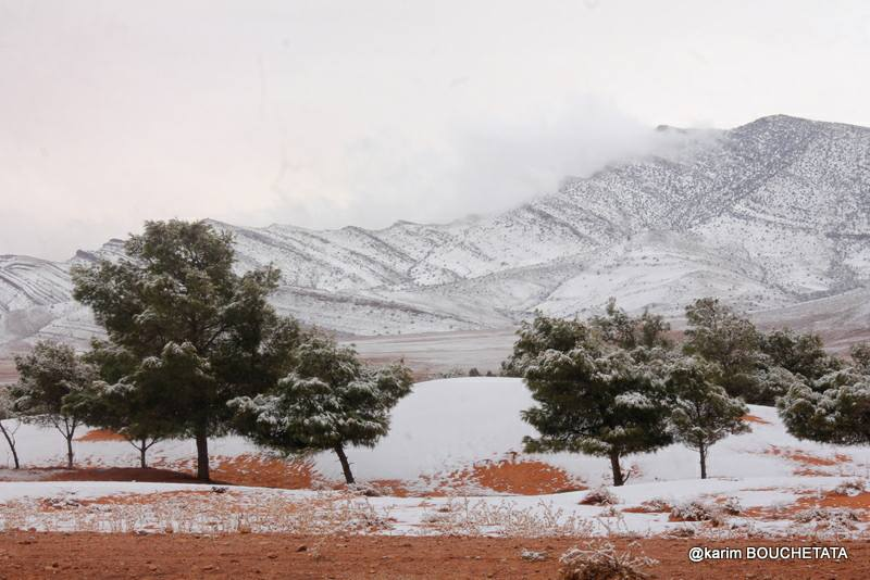 neve sul deserto del sahara (2)