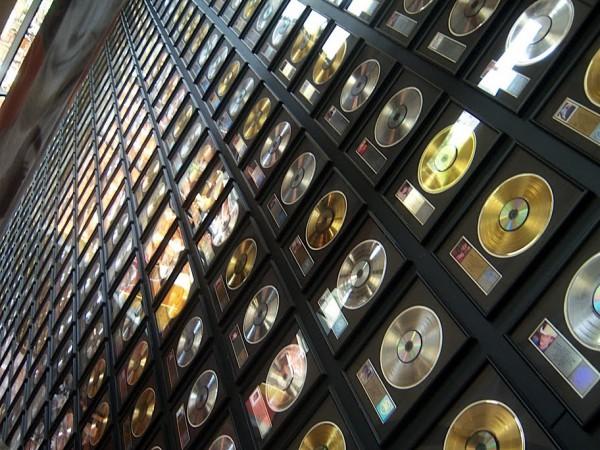 youtube e spotify disco d'oro