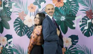 Enzo a Sanremo con Radio Italia, lo stile sbarca nella città dei fiori