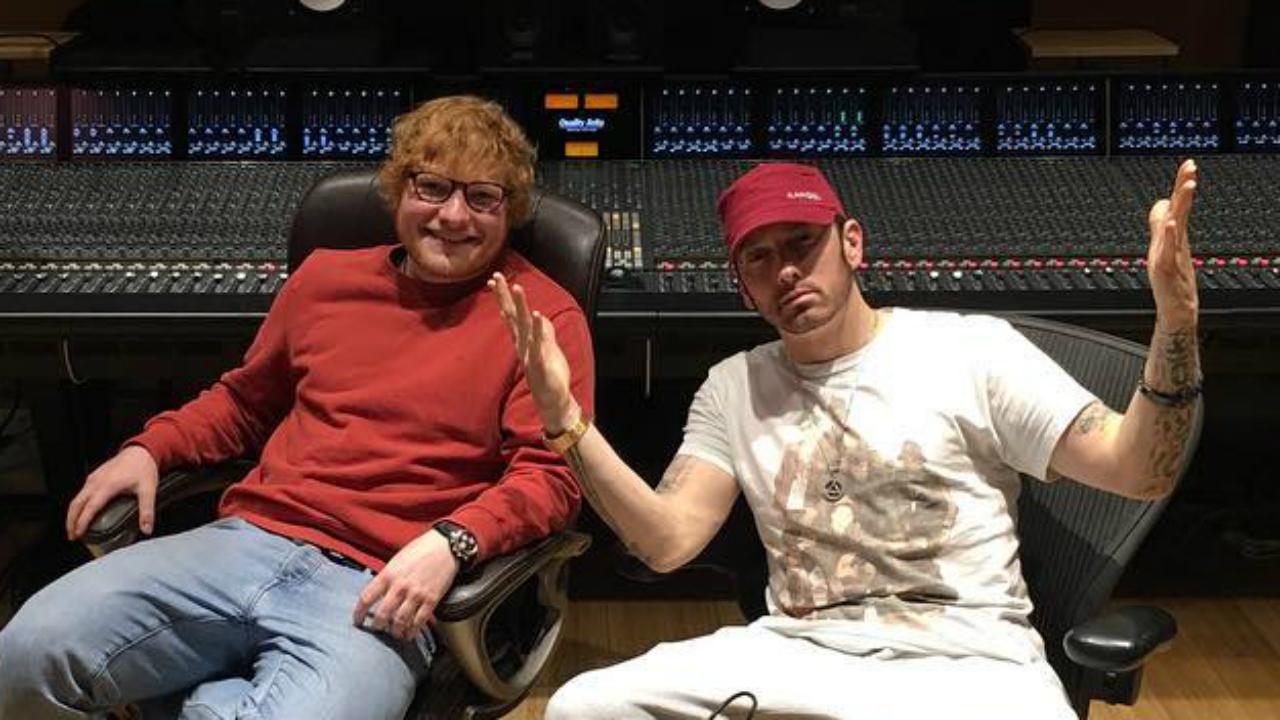 Eminem e Ed Sheeran