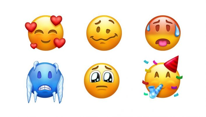 Apple rinnova le emoji
