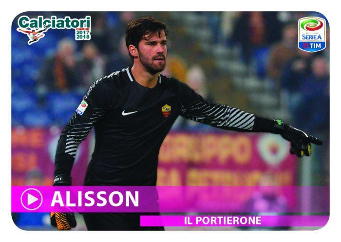 Film del Campionato 2017-18 - C14 Il portierone (Alisson)