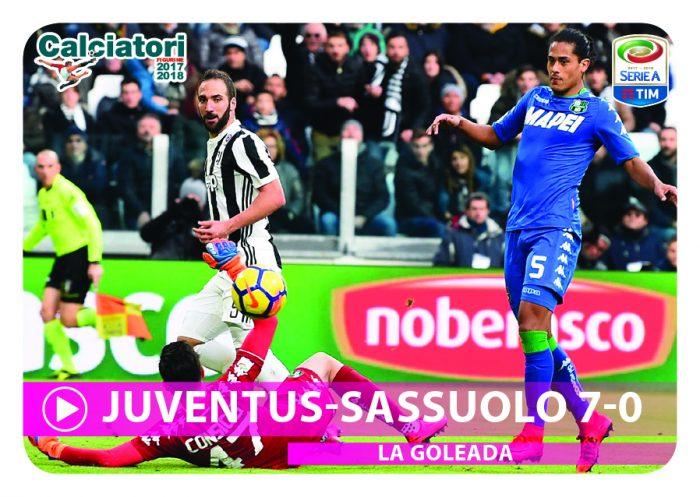 Film del Campionato 2017-18 - C15 La goleada (Juventus-Sassuolo 7-0)
