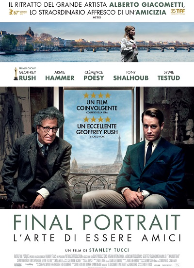 final portrait stanley tucci