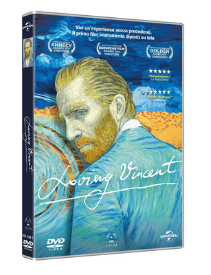 Loving Vincent home video
