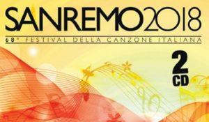 'SANREMO 2018', disponibile la compilation di tutti i 28 brani in gara
