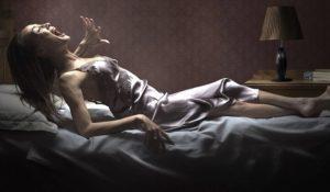 Slumber, appuntamento al cinema con il demone del sonno