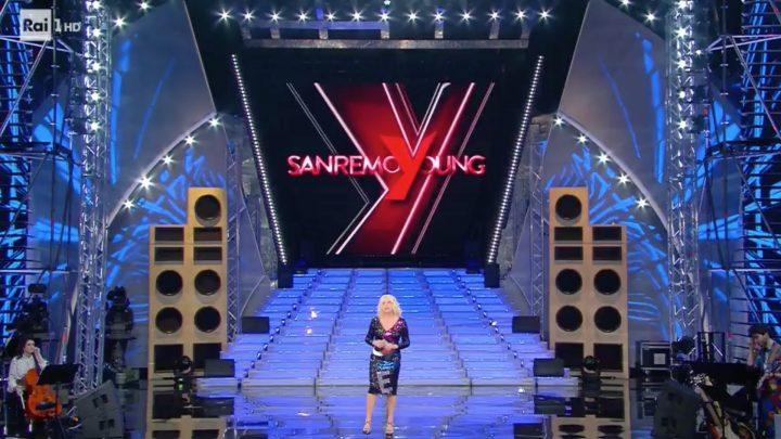 esordio di Sanremo Young