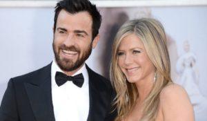 Jennifer Aniston dice addio a Justin Theroux
