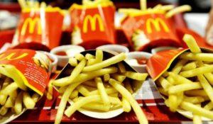 Le patatine del McDonald's per curare la calvizie