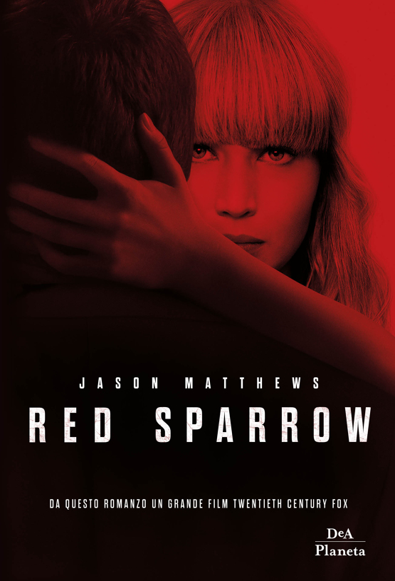red sparrow romanzo