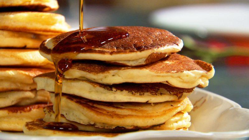 ricetta per i pancake