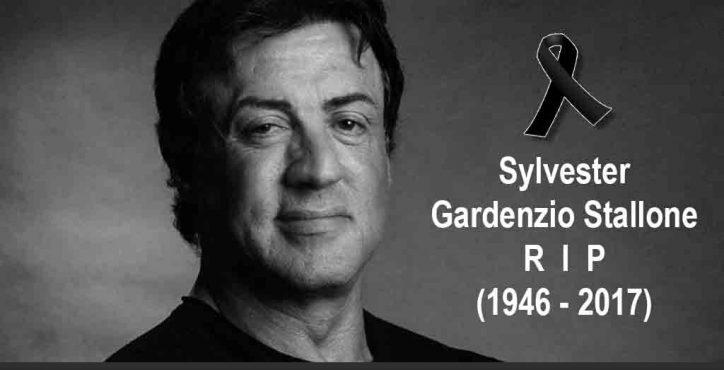 Sylvester Stallone è morto