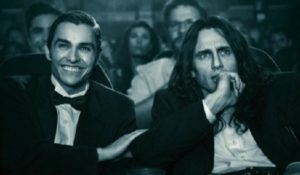 THE DISASTER ARTIST, James Franco da oggi al cinema