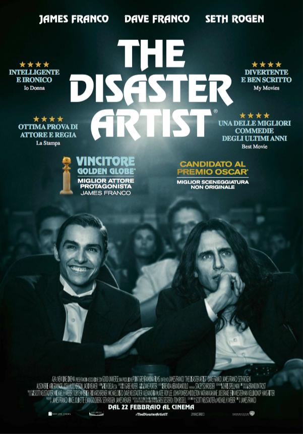 the disaster artist james franco