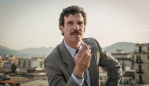 IL CACCIATORE, Montanari è Saverio Barone nella nuova serie tv di Rai 2