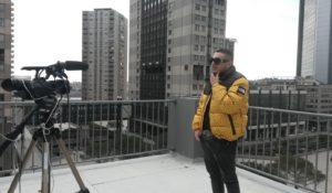 Enzo Dong, il suo hip hop telecronaca della periferia