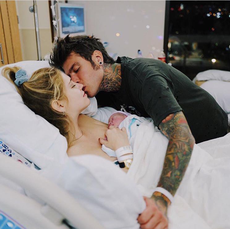 Chiara Ferragni e Fedez sono genitori