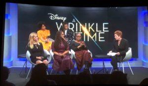 Nelle Pieghe del Tempo con Oprah Winfrey e Reese Witherspoon