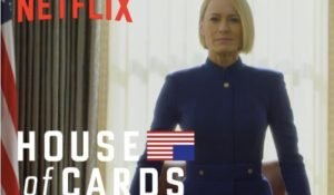 Primo trailer dell'ultima stagione di House of Cards senza Kevin Spacey