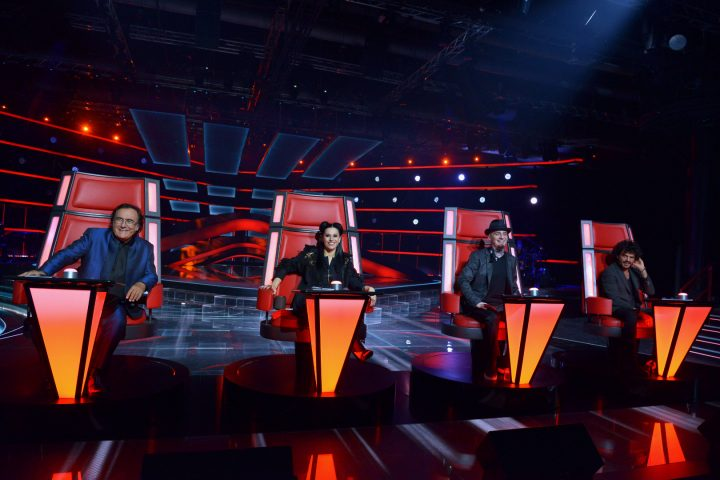 the voice knock out