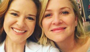 April e Arizona via da Grey's Anatomy alla fine della 14esima stagione