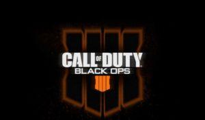 Activision annuncia Call of Duty: Black Ops 4. Uscita il 12 ottobre