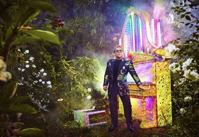 Elton John live in Italia