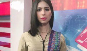 Marvia Malik la prima giornalista transgender in Pakistan
