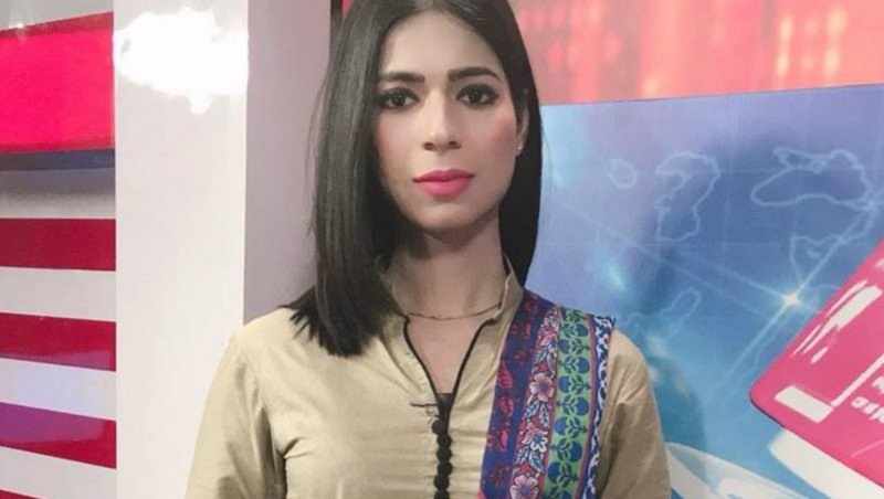 marvia malik giornalista transgender
