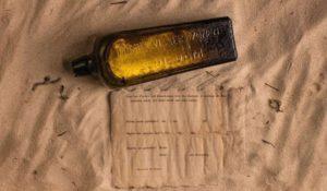 Australia, trovato su una spiaggia messaggio in bottiglia di 132 anni fa