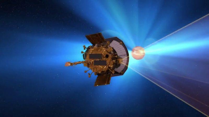 lancio parker solar