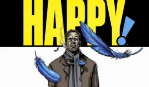 Happy! In arrivo edizione Deluxe del graphic novel e serie tv su Netflix