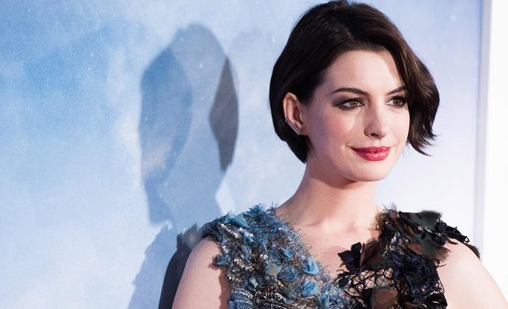 Anne Hathaway ingrassa per un film
