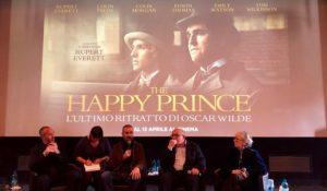 Rupert Everett presenta a Roma il suo Oscar Wilde
