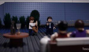 Loro 1 di Paolo Sorrentino prende vita nel mondo dei Lego