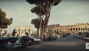 Roma, al via i lavori per l'allestimento della Formula E