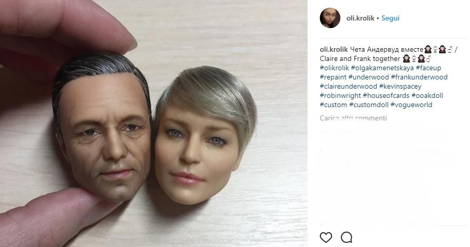 Olga Kamenetskaya barbie