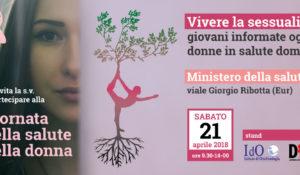 Giornata nazionale della salute della donna: scuole protagoniste