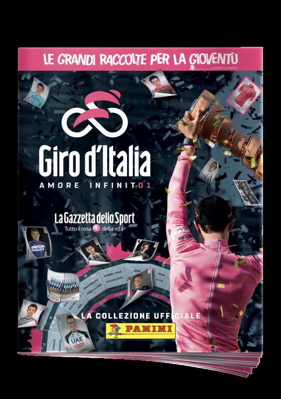Panini Giro 101 - Album