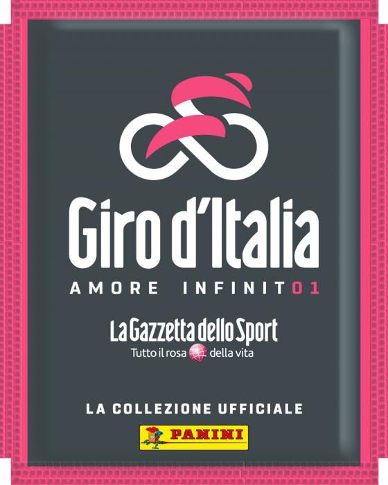 Panini Giro 101 - Bustina